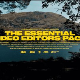 James Abadi – The Essential Video Editors Pack (HD)