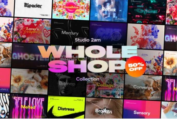Studio2am – Whole Shop Collection By Studio 2am