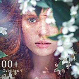 3000+ Photo Overlays Pack Free Download