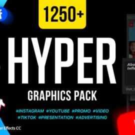 Hyper – Graphics Pack V2.1 – Videohive 24835354