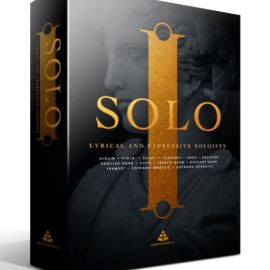 Audio Imperia SOLO (LYRICAL AND EXPRESSIVE SOLOISTS FOR KONTAKT PLAYER) (premium)