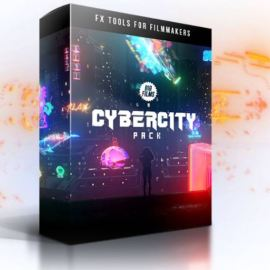 BIGFILMS – CYBERCITY Pack 2K & 4K Free Download