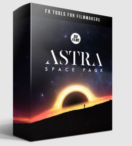 Big Films ASTRA – Space Pack