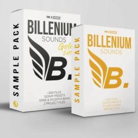 Billenium Sounds   ILLENIUM, SAID THE SKY, SEVEN LIONS Style SAMPLE PACK (+FLP/ALS) 🏆[GOLD EDITION Bundle]