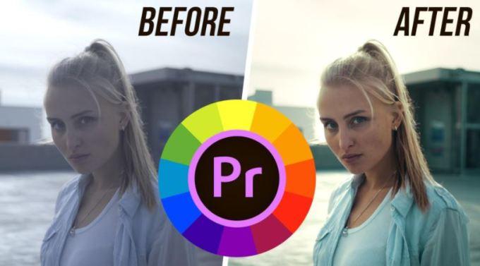 Color correct & grade like A PRO – Adobe Premiere Pro