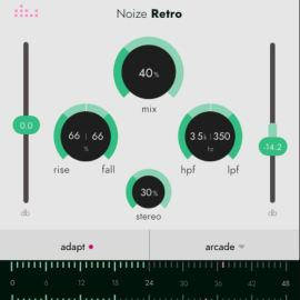 Denise Audio Noize Retro v2.0.0 [WIN+MAC]