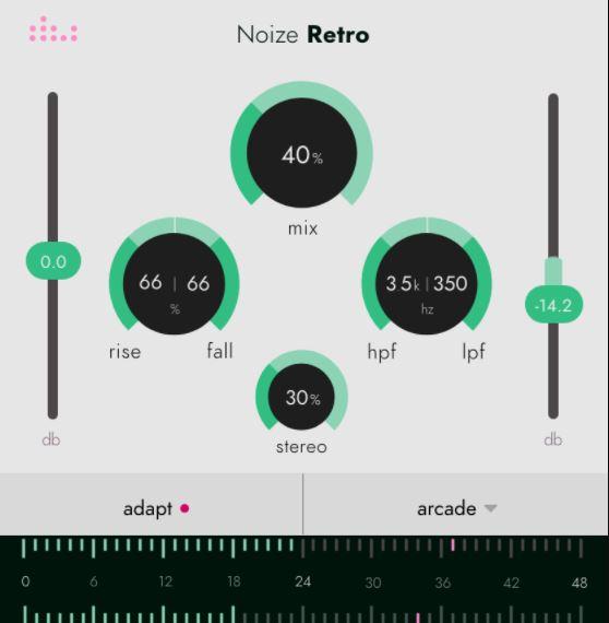 Denise Audio Noize Retro v