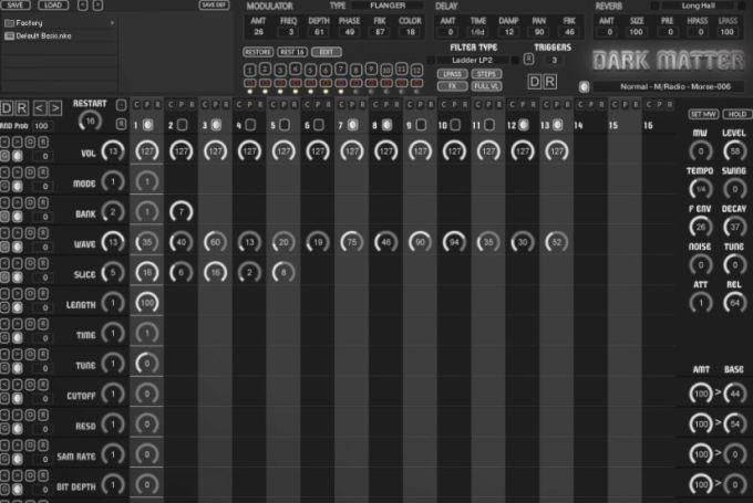 Homegrown Sounds Dark Matter v1.10 KONTAKT