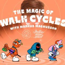 Motion Design School The Magic of Walk Cycles Free Download (premium)