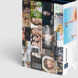 Photoshop Panels & Plugins Collection (Updated 05.2021) (Premium)