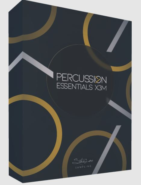 Strezov Sampling Percussion Essentials X3M KONTAKT