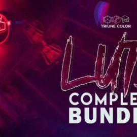 Triune Digital LUTS COMPLETE BUNDLE (premium)