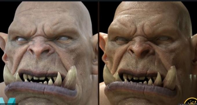 Udemy Skin Texturing And Shading In Mari And Arnold Free Download