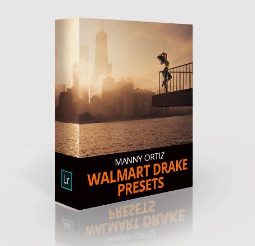 Walmart Drake Preset Pack V2