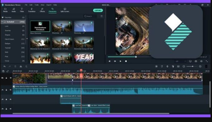 Learn Advanced Video Editing from Scratch with FILMORA X