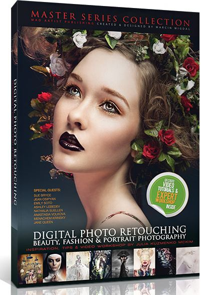 Julia Kuzmenko – Master Series Collection + Custom Beauty Brushes and Actions