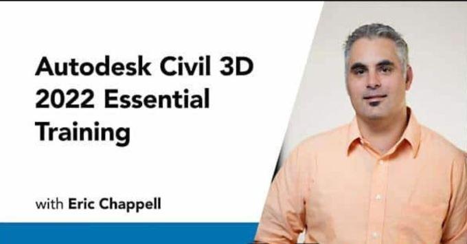 LinkedIn Autodesk Civil 3D 2022 Essential Training Free Download