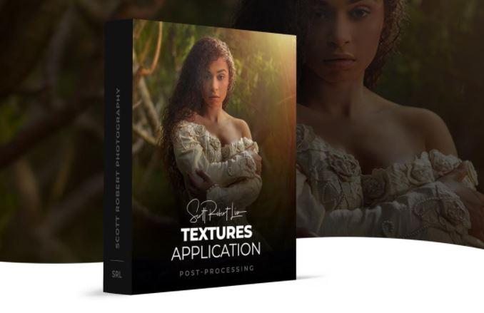 Textures Application by Scott Robert Lim