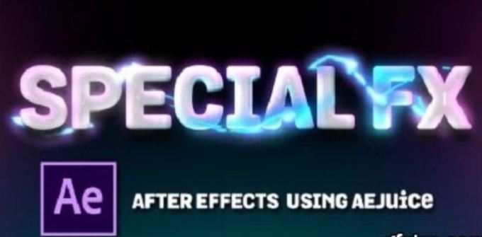AEJuice- Special FX in After Effects