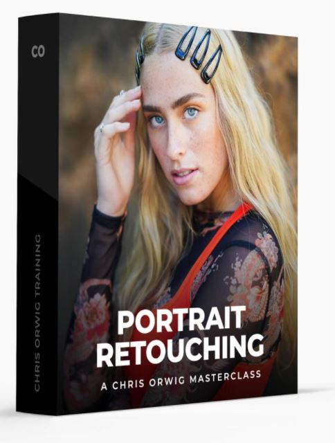 Chris Orwig - Portrait Retouching Masterclass