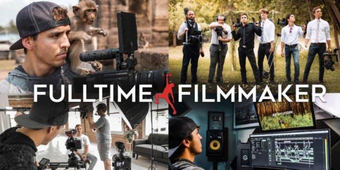 Full Time Filmmaker Tutorials Bundle