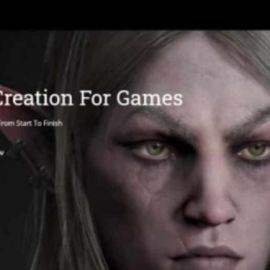 Vertex Workshop – Character Creation For Games by Ackeem Durrant (premium)
