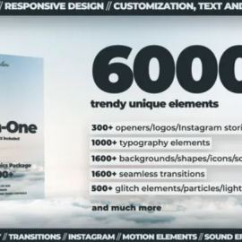 Videohive – 6000+ Graphics Pack V5.4 – 24321544 Free Download