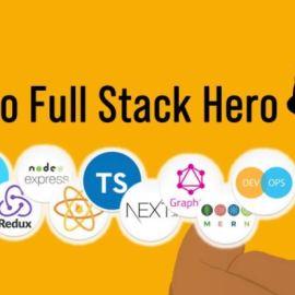 Papa React – Zero to Full Stack Hero Free Download
