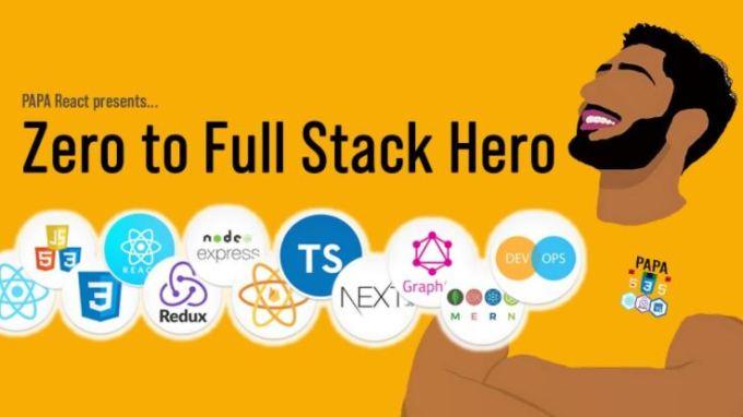 Papa React – Zero to Full Stack Hero