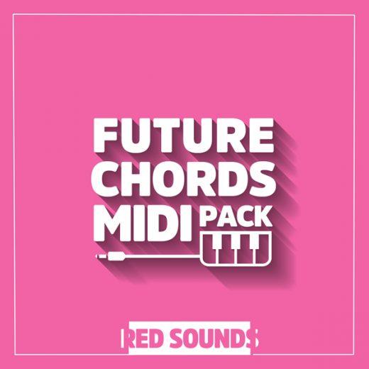 Red Sounds Future Chords MIDI Pack [MiDi]
