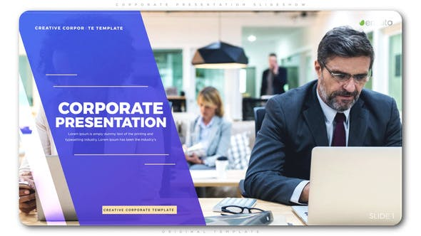 Videohive The Corporate Free Download