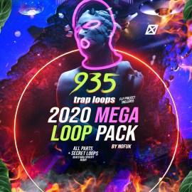 nofuk 2020 MEGA LOOP PACK + flp (935 pcs) [WAV, DAW Templates]