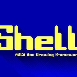 CM – Shell – ASCII Box Drawing Framework 2355497 (Premium)
