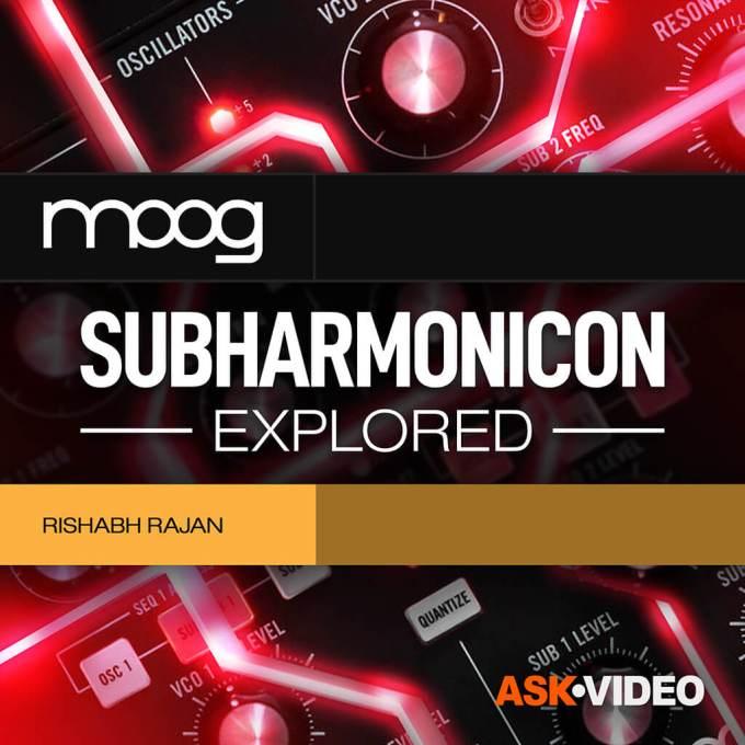 Ask Video Moog Subharmonicon 101 Moog Subharmonicon Explored