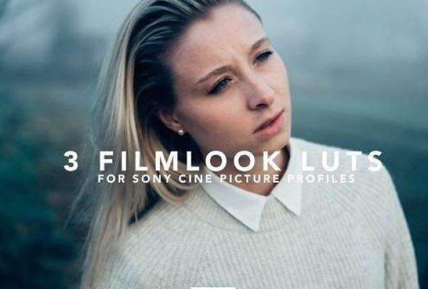 Christian Mate - Filmlook LUTS
