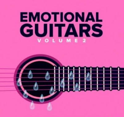 DiyMusicBiz Emotions Guitar SoundPack Vol.2 [WAV]