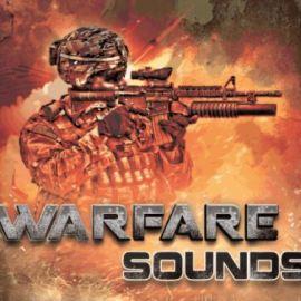 Gamemaster Audio WARFARE SOUNDS (2021) [WAV] (Premium)