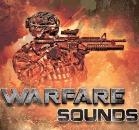 Gamemaster Audio WARFARE SOUNDS (2021) [WAV]