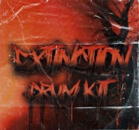 Glockley Extinction Drum Kit [WAV]