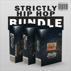 Kryptic Samples Strictly Hip Hop Bundle  (Premium)