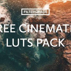 LUT Cinematic Color Grading Pack  (Premium)