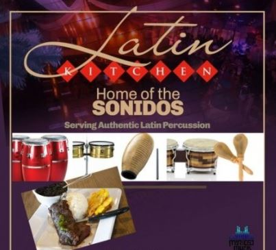 MarioSo Musik Latin Kitchen Vol.2 [WAV]