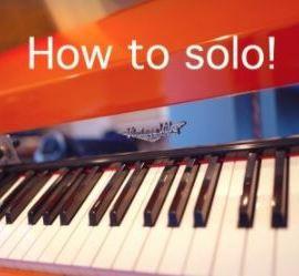 Matt Johnson How to Solo Over Chord Changes [TUTORiAL] (Premium)