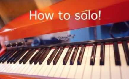 Matt Johnson How to Solo Over Chord Changes [TUTORiAL]