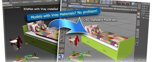 MaxToC4D v5.1c