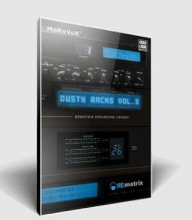 MoReVoX Dusty Racks Vol.3 [REmatrix]