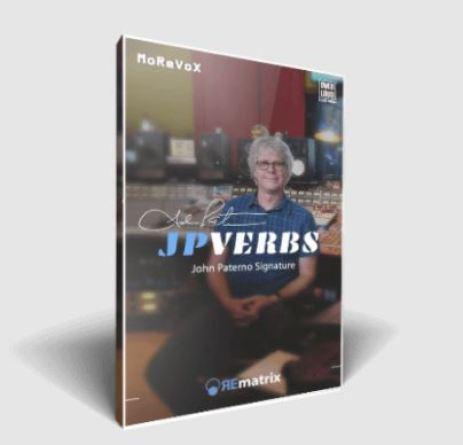 MoReVoX JPVerbs R2 [REmatrix]