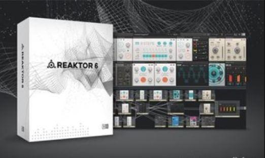 Native Instruments Reaktor 6 v6.4.3