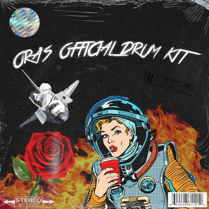 Ora's Official Drum Kit Vol.1 [WAV, MiDi, Synth Presets]