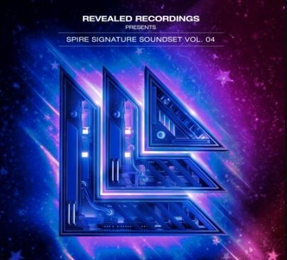 Revealed Recordings Revealed Spire Signature Soundset Vol.4 [Synth Presets]